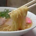 キャッスル - 中華そば 麺リフト