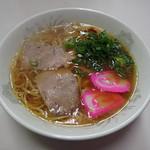 キャッスル - 料理写真:中華そば 税込600円