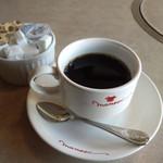肉の万世 - コーヒー