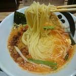 82395929 - 艶やかな細麺!