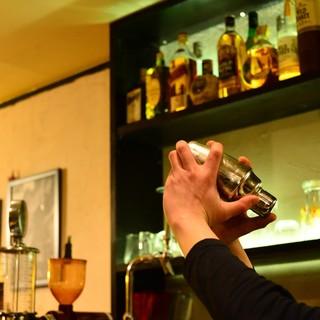 世界の珍しいビールやアルコールも豊富に取りそろえています♪