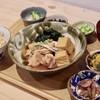 四歩 - 料理写真:日替わりごはんセット
