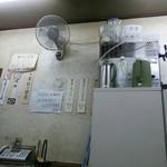 方来亭 - 店内風景