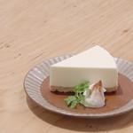 四歩 - レアチーズケーキ