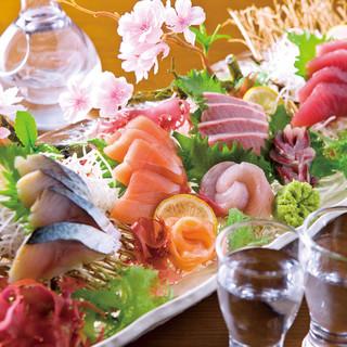 刺身はもちろん!郷土料理20種!!富山を思い切り漫喫できます