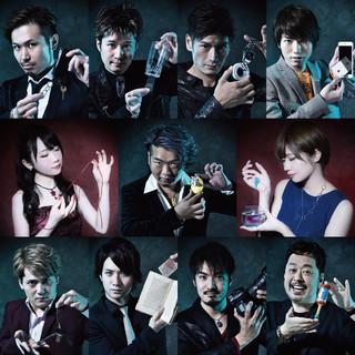 【マジックショー】11名の専属プロマジシャン【目の前で体感】