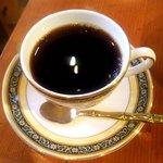 カフェ カンムリバネ - ホットコーヒー