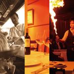マジックレストラン&バーGIOIA 銀座 - マジックレストランとは…