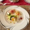 洋食レストラン プロスパー - 料理写真:前菜 冬の味覚三点盛り
