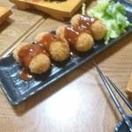 樽八 - カニクリームコロッケ