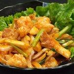 esora - スタミナ満点♪オリジナルのピリ辛味噌が癖になります。