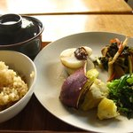 Cafe Slow Osaka - ランチプレート(予約)