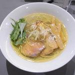 麺処 ぐり虎 - 鶏塩ラーメン