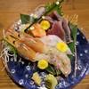 クサツタテナガ - 料理写真:造り盛り合わせ(1000円)