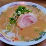 ほがらか亭 - 味噌豚骨ラーメン(700円)