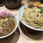 サバ6製麺所 - 極太麺の麺大=350グラム