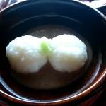 前山寺 - くるみおはぎ