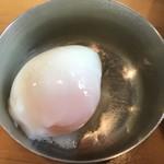 スパイスボックス - とろ〜り半熟卵
