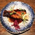 食彩ぐぅ - 料理写真:ブリの照り焼き