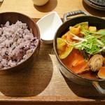 コトコトサリョウ - 十六穀米付