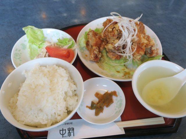 中村 - 油淋鶏(¥972)