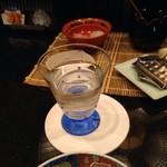 割烹 天ぷら 三太郎 - 小金澤 山廃純米中取り原酒