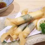 Wasabi - 1803_Wasabi -和さび-_CHEESE AGE@38,000Rp(チーズ揚げ)