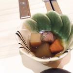 Wasabi - 1803_Wasabi -和さび-_付き出し(筑前煮)