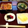 きた川 - 料理写真:うどんセット