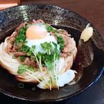 情熱うどん 讃州 - 美味しいうどんでした。