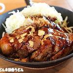 東京トンテキ×ステーキの王様 - 料理写真:トンテキ200g