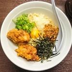 瀬戸内煮干しラーメン 麺匠春晴 - 料理写真:
