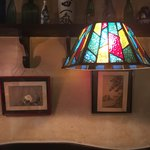 Nanatsumori - ステンドガラスのランプシェード