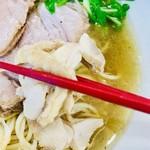 ゆうき屋 - 鶏モモリフト【料理】