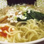 らー麺 N - N麺塩麺アップ