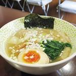らー麺 N - N麺塩680円
