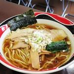 らー麺 N - らー麺醤油680円