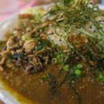 アジアンキッチン オオツカレー - A+C 2種合いかけ