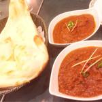 インド料理 ショナ・ルパ - ナン&カレー