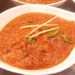 インド料理 ショナ・ルパ - カレー