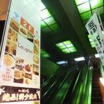 神戸屋 - 1Fはスーパーマーケット