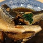 割烹 小川 - いわし煮