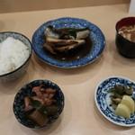 割烹 小川 - ランチセット ¥1,000