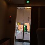 割烹 小川 - 店内の様子