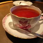 パブリック スペース - 紅茶のカップ