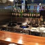 十ちゃんの台所 - 調理台
