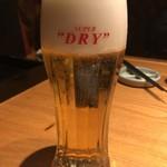 飯場 - 飲み放題の生ビール