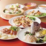 中国料理 南園 - 料理写真:お祝いプラン