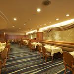 中国料理 南園 - 内観写真