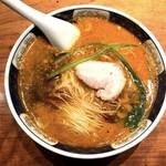支那麺 はしご 本店 - 担々麺(800円)